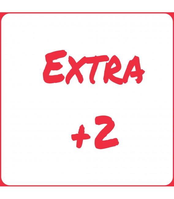 Extra +2