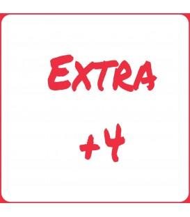 Extra +4