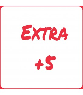 Extra +5