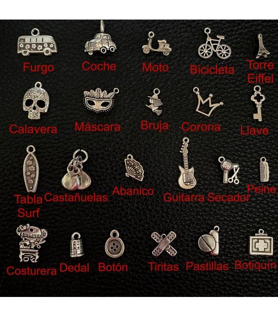 Pulsera personalizada cadena (Ideal PROFES)
